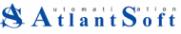Логотип компании AtlantSoft-1С: Франчайзи